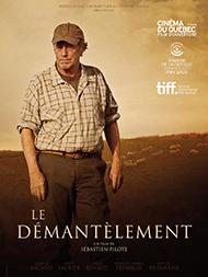 Affiche du film Le Démantèlement
