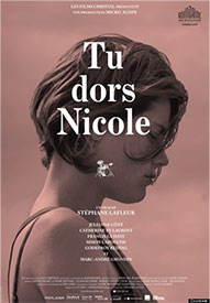 Affiche du film Tu dors Nicole