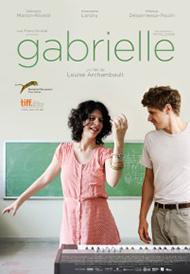 Affiche du film Gabrielle