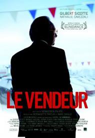 Affiche du film Le vendeur