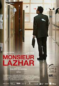 Affiche du film Monsieur Lazhar