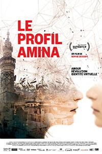 Affiche du film LE PROFIL AMINA