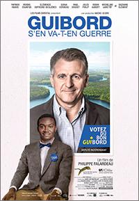 Affiche du film GUIBORD S'EN VA-T-EN GUERRE