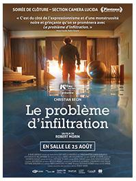 Affiche du film LE PROBLÈME D'INFILTRATION