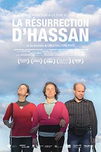 Affiche du film LA RÉSURRECTION D'HASSAN