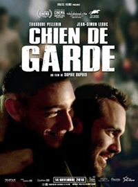 Affiche du film CHIEN DE GARDE