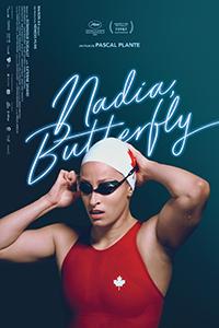 Affiche du film NADIA, BUTTERFLY