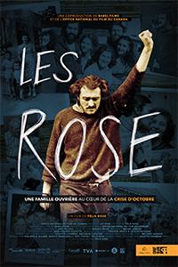 Affiche du film LES ROSE